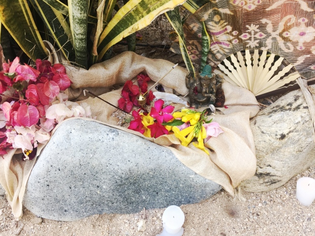 Ganapati Altar